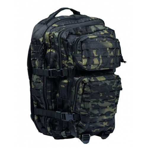 Mochila MilTec US Assault SM 20 Litros Tropentarn