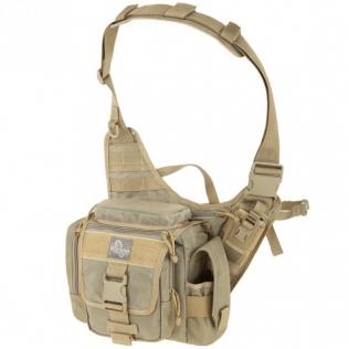 Mochila Tactica Militar MilTec US Assault SM 20 Litros Vegetato con Velcro Frontal