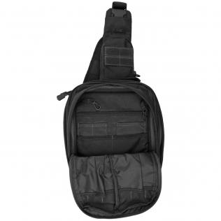 Mochila MilTec US Assault SM 20 Litros Tactical Black