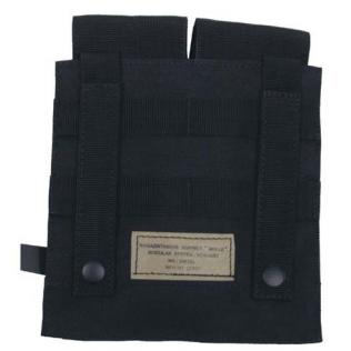 Mochila Tactica Militar MilTec US Assault LG 36 Litros Laser Cut Coyote con Velcro Frontal