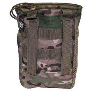 Mochila Tactica Militar MFH Operation 30 Litros Urban Grey
