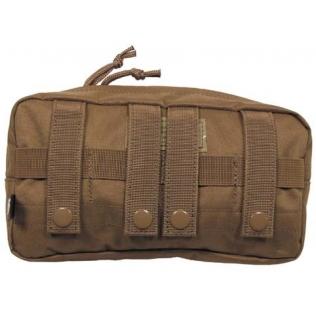 Mochila Tactica Militar MFH Operation 30 Litros Verde