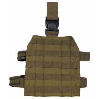 Mochila Tactica Militar MFH Operation I 30 Litros Coyote