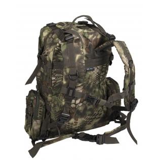 Camiseta de Combate Ubac Flannel Invader Gear Cuadros Azules