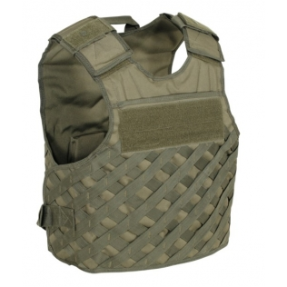 Mochila Tactica Militar Helikon-Tex Guardian Assault 35 Litros Coyote