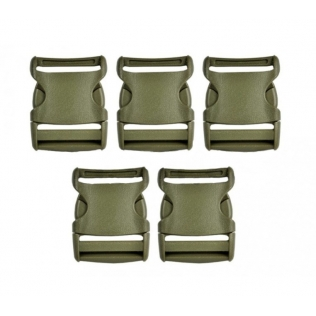 Mochila Táctica Militar Helikon-Tex Bail Out Bag 25 Litros Adaptive Green