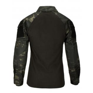 Mochila Táctica Militar Infantil MilTec US Assault Kids 14 Litros Verde OD