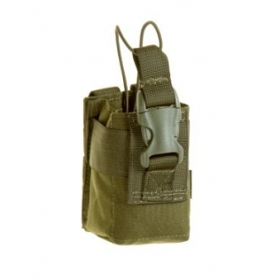 Camiseta Táctica Invader Gear Negra