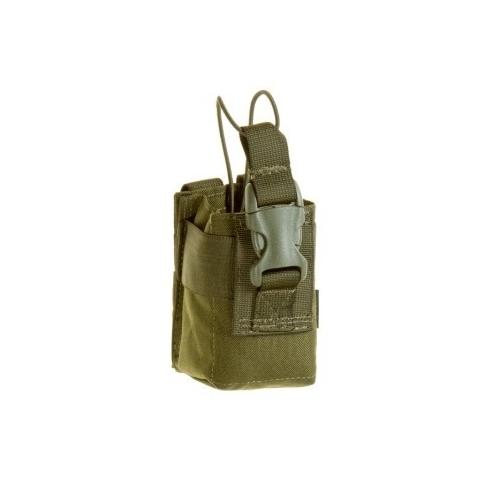 Camiseta Tactica Invader Gear Negra