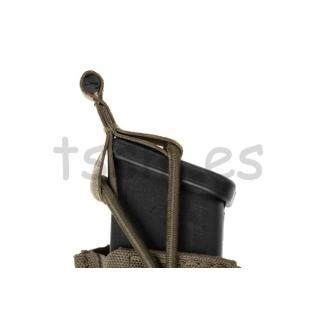 Camiseta Táctica Invader Gear Verde Ranger