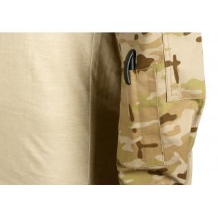 Rodilleras Tácticas Militares XPD Woodland Claw Gear
