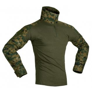 Rodilleras Tácticas Militares XPD Verdes OD Invader Gear