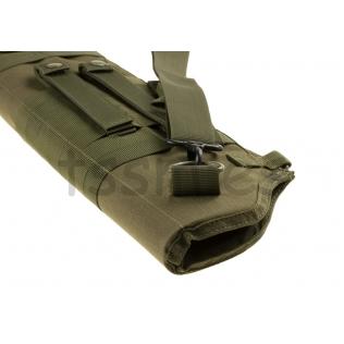 Máscara Protección de Neopreno Invader Gear Negra