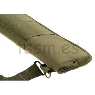 Máscara Protección de Neopreno Calavera Invader Gear Negra