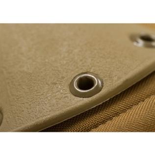 Máscara Táctica de Acero Invader Gear Verde