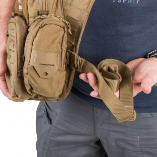 Mochila Táctica Militar Direct Action Dust MK II 20 Litros Woodland