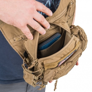 Mochila Táctica Militar Direct Action Dust MK II 20 Litros Flecktarn
