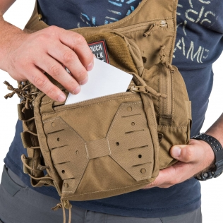 Mochila Táctica Militar Direct Action Dust MK II 20 Litros Urban Grey