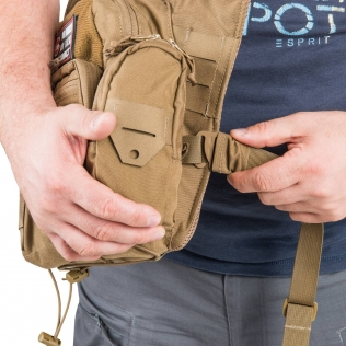 Mochila Táctica Militar Direct Action Dust MK II 20 Litros PL Woodland
