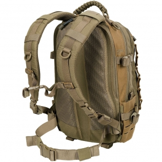 Mochila Táctica Militar Direct Action Ghost MK II 20 Litros Black